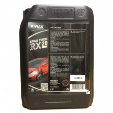 riwax rx20 spray finish