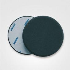 Riwax® Polishing Pad, Black, Soft, Single Sided, Velcro, 175x30MM, 11572-M