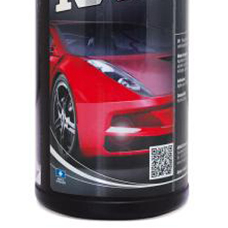 High gloss car polish paste