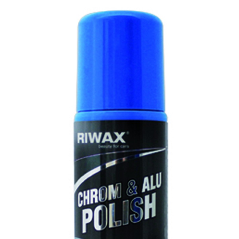 Riwax chrome polish