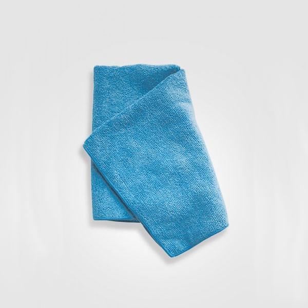 Riwax® Microfiber Towel, Dark Blue, Streak Free, 40x40CM, 05574