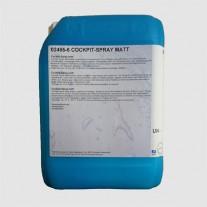 Riwax® Kabīnes Sprejs, Matēts, Auto Interjera Plastmasas Kopšanai, 5L, 02485-6