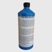 Riwax® Star Melnais Vasks, Multifunkcionāls [Tīra, Pulē & Vasko], Tumšiem Transportlīdzekļiem, 1L, 01111-1