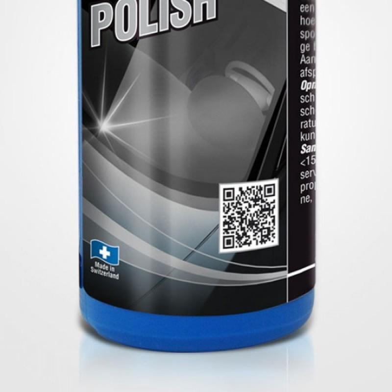 Car Windscreen Polish
