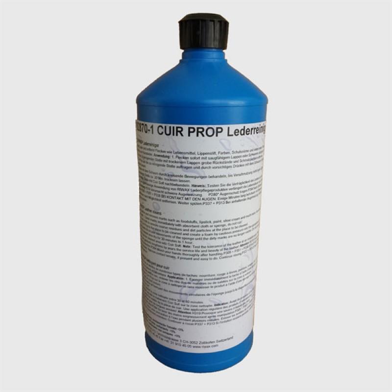 Riwax® Cuir Prop Ādas Tīrītājs, Ādas Auto Sēdekļu Tīrītājs, 1L, 02870-1