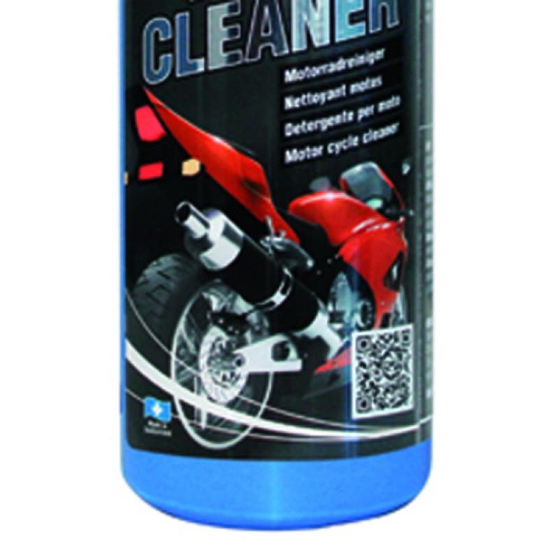 Motorcycle and bike wash