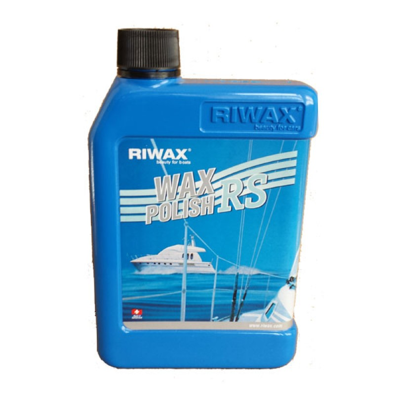 Riwax® RS Vaska Pulētājs, Viss Vienā [Laivas Tīrīšana, Pulētājs & Vasks], 500ML, 11008-05