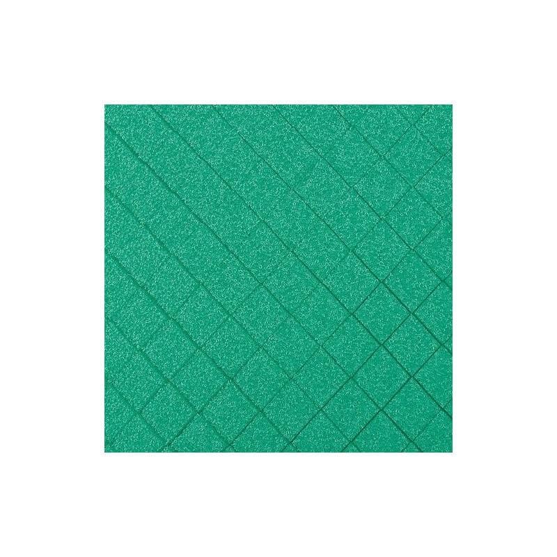 green polishing sponge
