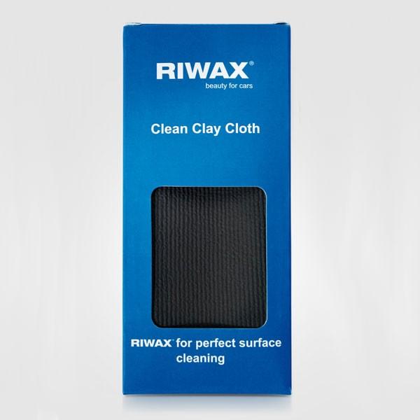 Riwax® Clean Clay Cloth, Dark Blue, 40x40CM, 05602