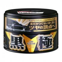 Soft99 Extreme Gloss Wax Kiwami Black 200г 00193 - карнаубский воск для темных автомобилей