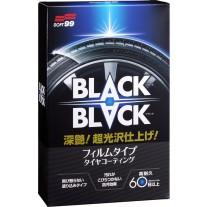 Защитное покрытие для шин Soft99 Black Black 110мл