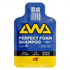 Soft99 Perfect Foam Shampoo Type S 11 ml