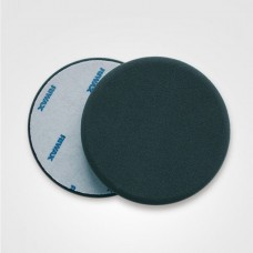 Riwax® Polishing Pad, Black, Soft, Single Sided, Velcro, 175x30MM, 11572-M