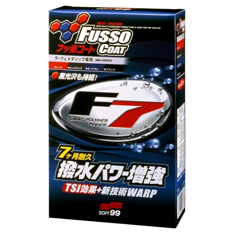 Soft99 Fusso Coat F7 All Colors