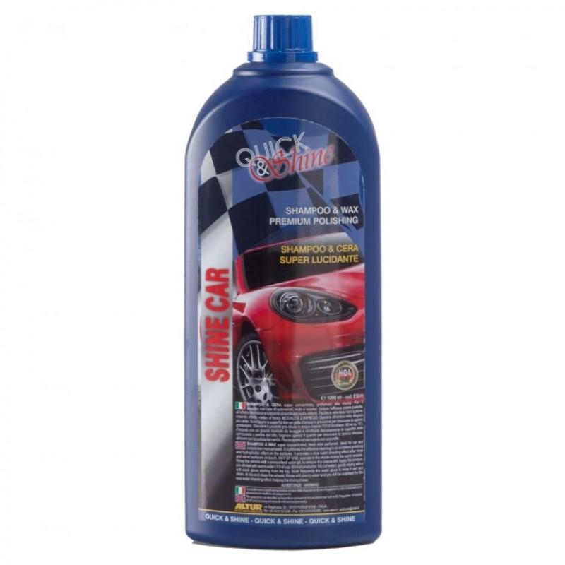wax shampoo by altur