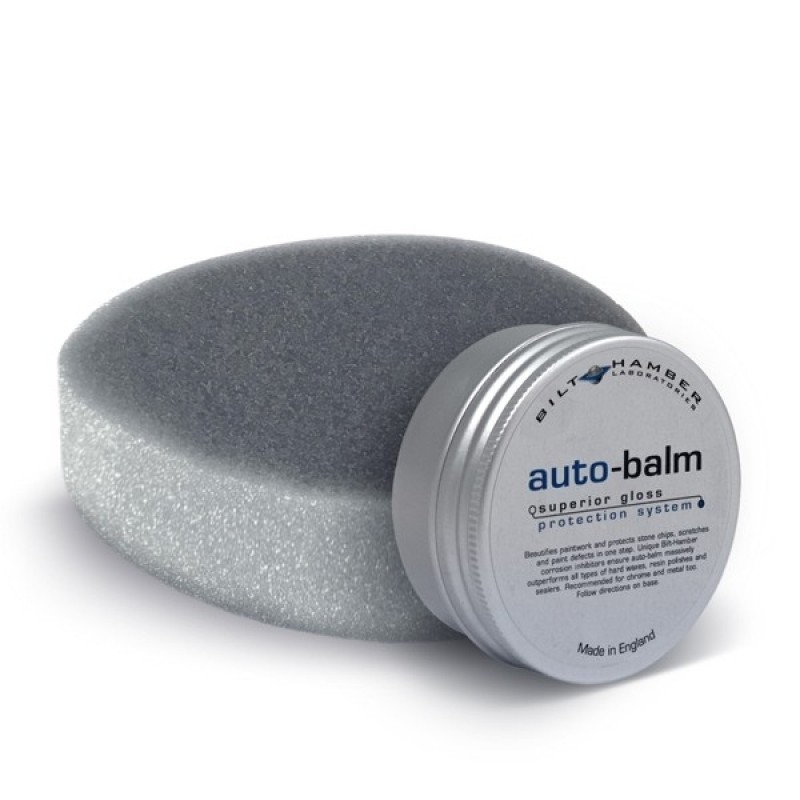 auto-balm with pad