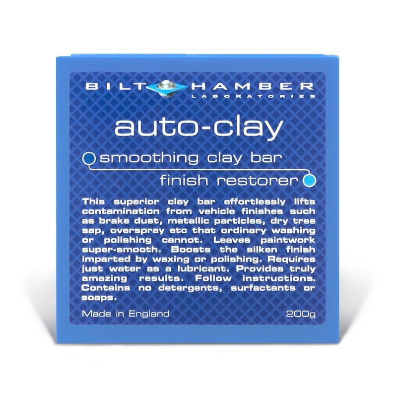 auto-clay regular