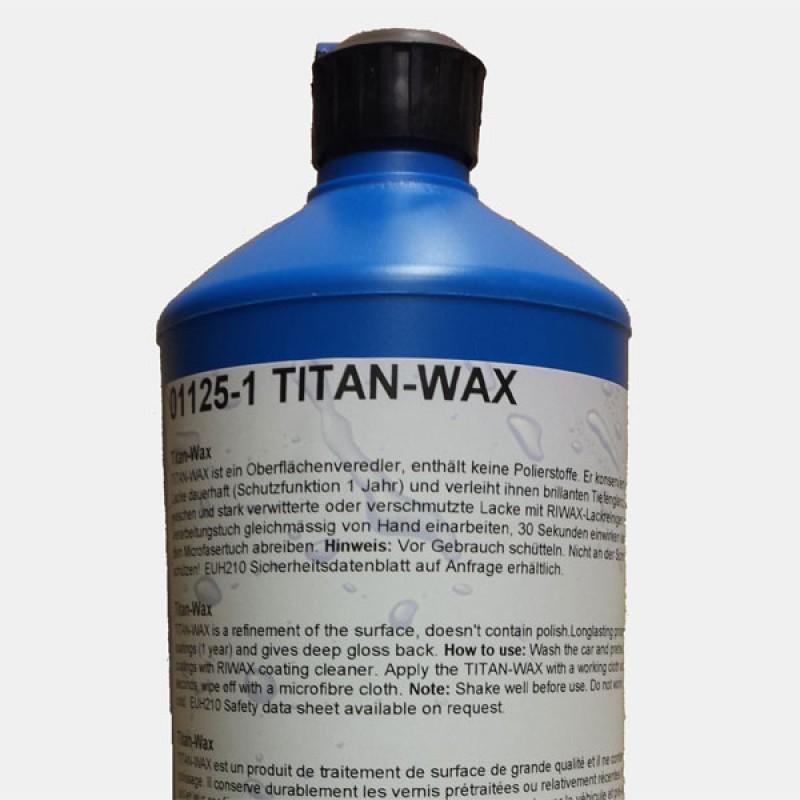 Professional car wax