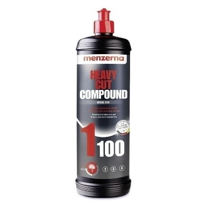 heavy cut compound